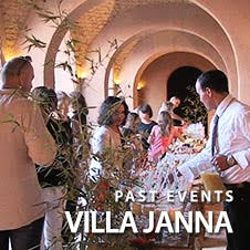 Past events - Villa Janna
